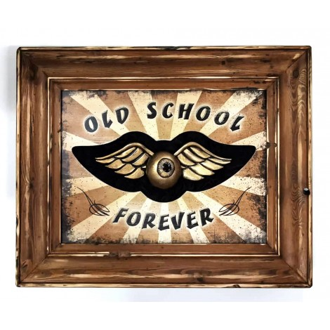 Quadro VON DUTCH EYE